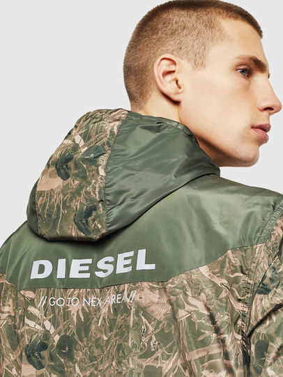 Diesel - BMOWT-HARPOON, Verde Camuflaje - Out of water - Image 4