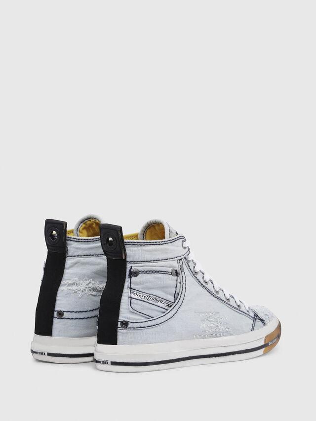 Diesel - EXPOSURE IV W, Azul Claro - Sneakers - Image 3