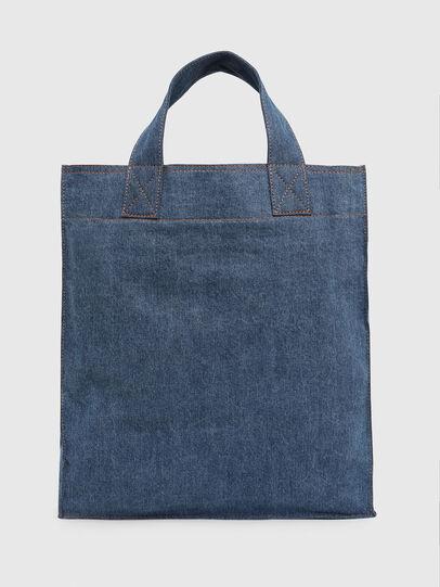 Diesel - F-THISBAG SHOWEI, Blue Jeans - Bolsos Shopper y Al Hombro - Image 2