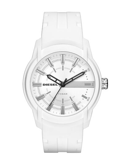 Diesel - DZ1829, Blanco - Relojes - Image 1
