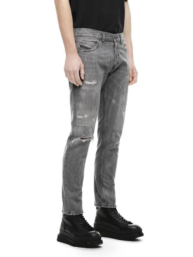 Diesel - TYPE-2813FS, Grey Jeans - Vaqueros - Image 3