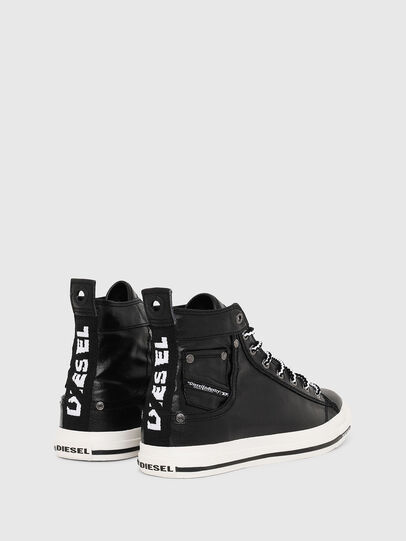 Diesel - EXPOSURE I, Negro - Sneakers - Image 3