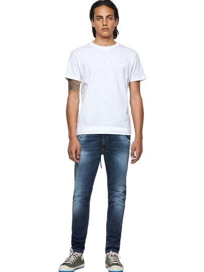 Diesel - T-RONNIE, Blanco - Camisetas - Image 4