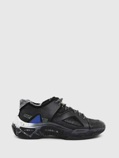 Diesel - S-KIPPER SP, Negro - Sneakers - Image 1