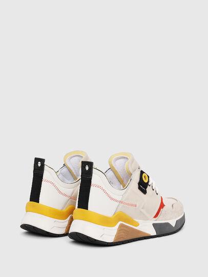 Diesel - S-BRENTHA LC, Blanco - Sneakers - Image 3