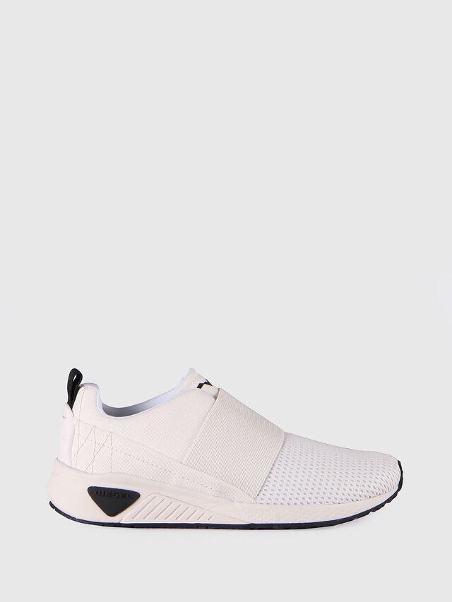 Diesel - S-KB ELASTIC, Blanco - Sneakers - Image 1