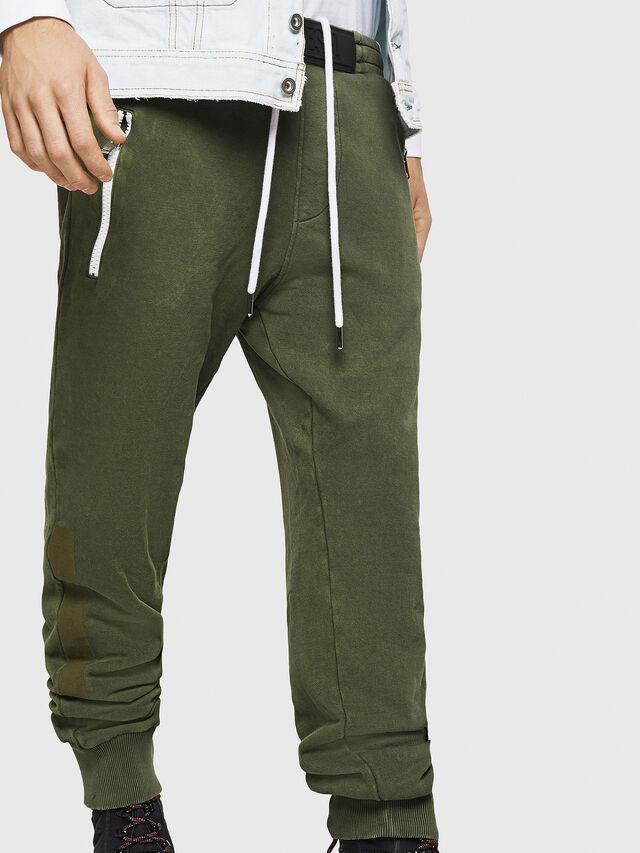 Diesel - P-TA, Verde Oscuro - Pantalones - Image 4