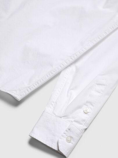 Diesel - CSBILL, Blanco - Camisas - Image 5