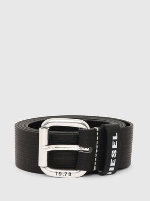 B-CAVA, Negro - Cinturones