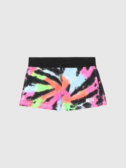 Diesel - BFOWT-SHORTIE, Negro/Rosa - Out of water - Image 1