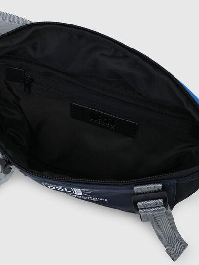 Diesel - MHAIR, Azul - Bolsas con cinturón - Image 4