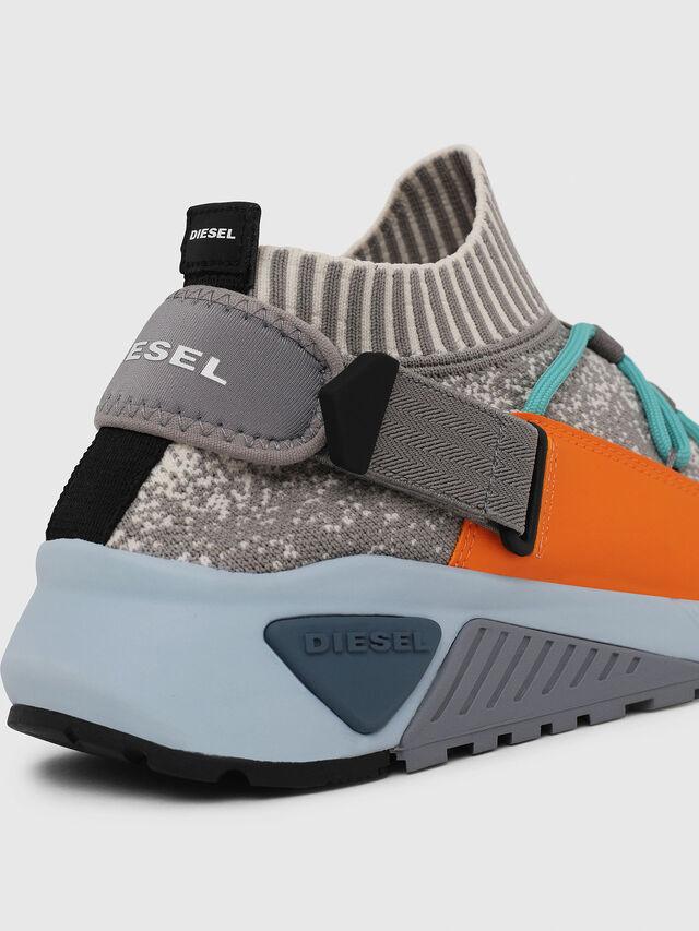 Diesel - S-KB ST, Multicolor/Gris - Sneakers - Image 4