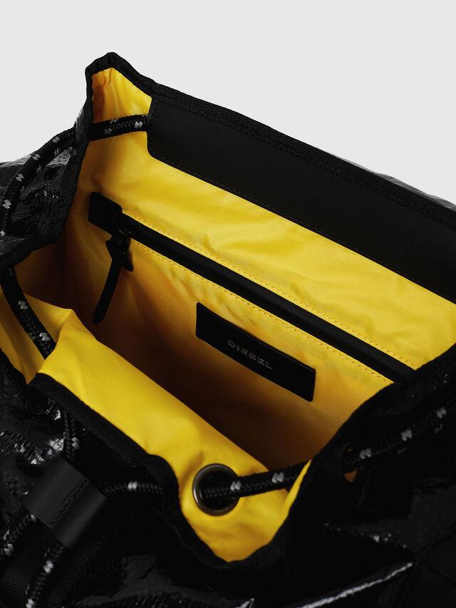 Diesel - M-CAGE BACK, Negro - Mochilas - Image 4