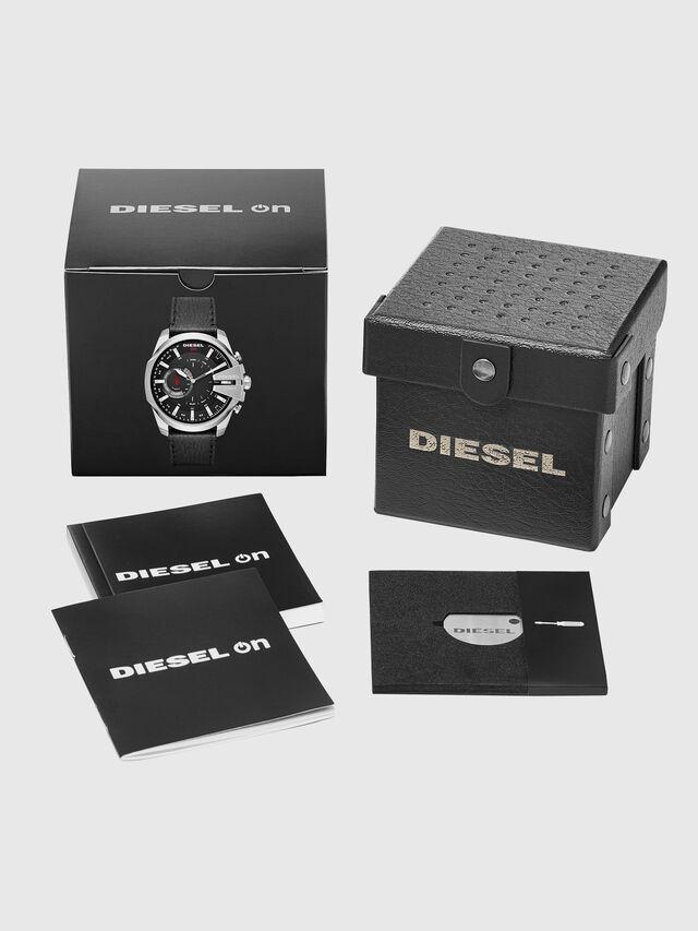 Diesel - DT1010, Negro - Smartwatches - Image 4