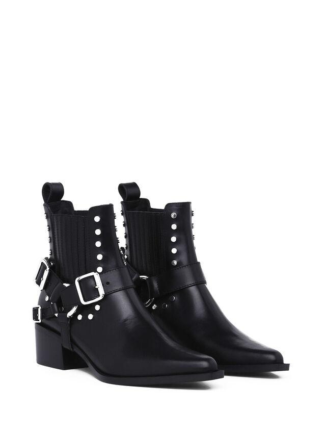 Diesel - DEIMOS, Negro - Zapatos de vestir - Image 2