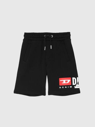 Diesel - PSHORTCUTY, Negro - Shorts - Image 1
