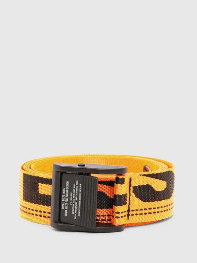 Diesel - B-MASER, Naranja - Cinturones - Image 1