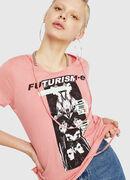 T-EMIKO-C, Rosa - Camisetas