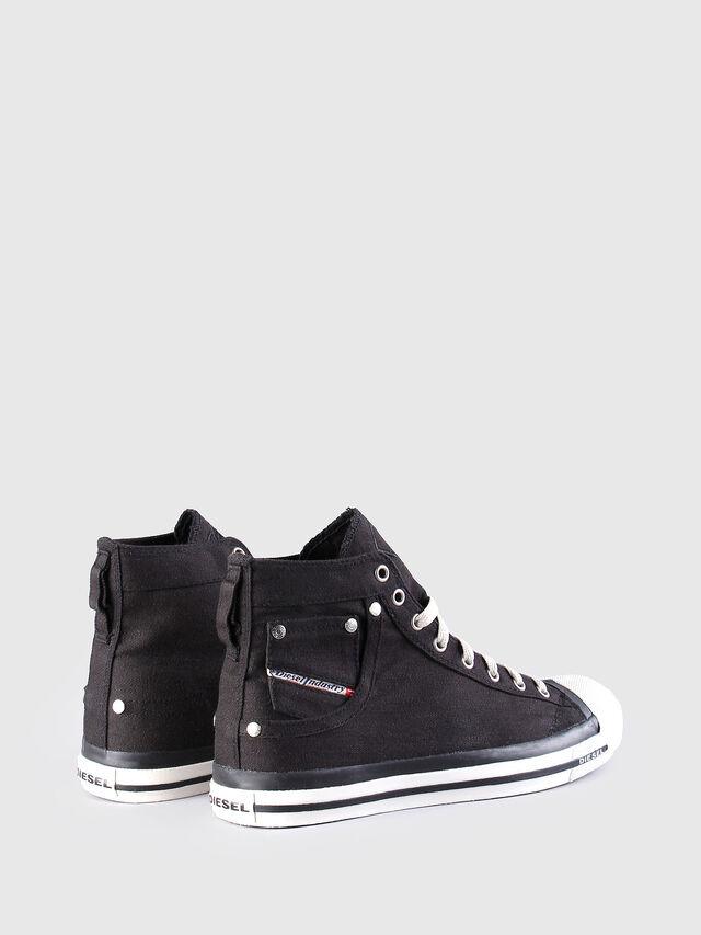 Diesel - EXPOSURE, Negro - Sneakers - Image 2