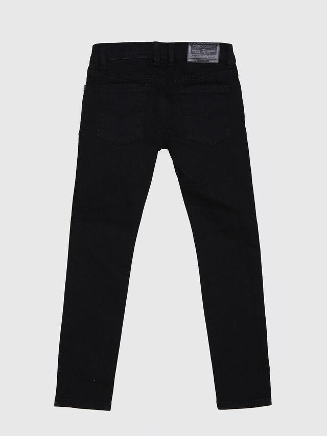 Diesel - SLEENKER-J-N, Black Jeans - Vaqueros - Image 2