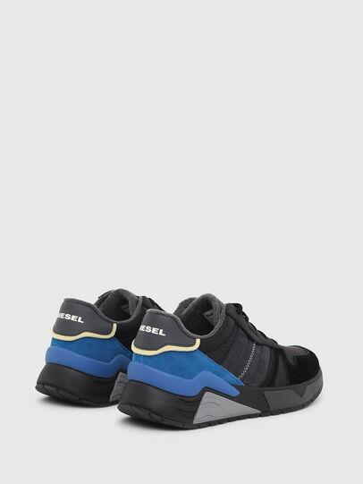 Diesel - S-BRENTHA FLOW, Negro/Azul - Sneakers - Image 3