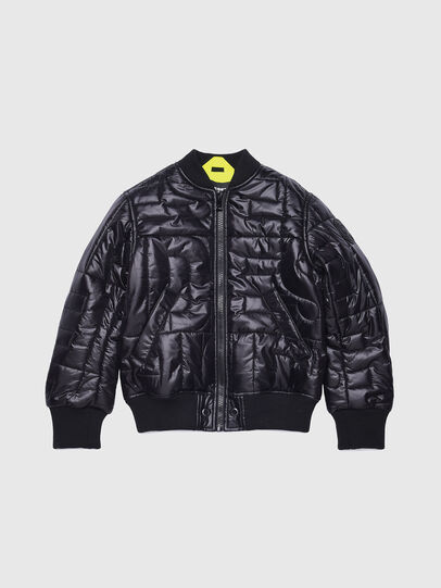 Diesel - JALL, Negro - Chaquetas - Image 1