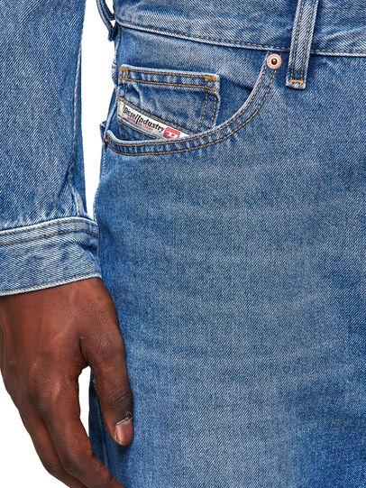 Diesel - D-Macs 009MG, Azul medio - Vaqueros - Image 3