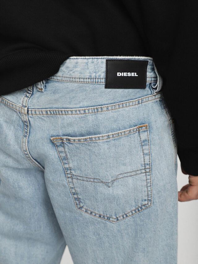 Diesel - KEESHORT, Azul Claro - Shorts - Image 3