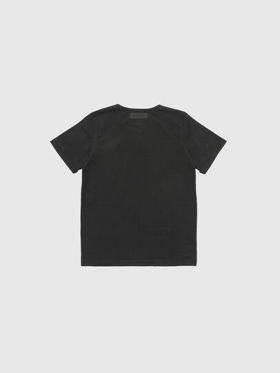 Diesel - TJNOEL, Negro - Camisetas y Tops - Image 2