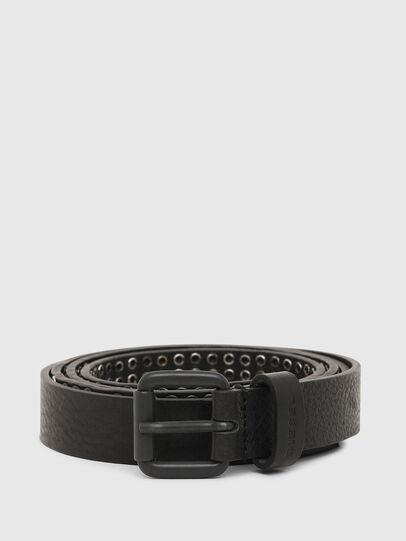 Diesel - B-BORK, Negro - Cinturones - Image 1