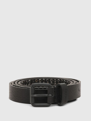 B-BORK, Negro - Cinturones