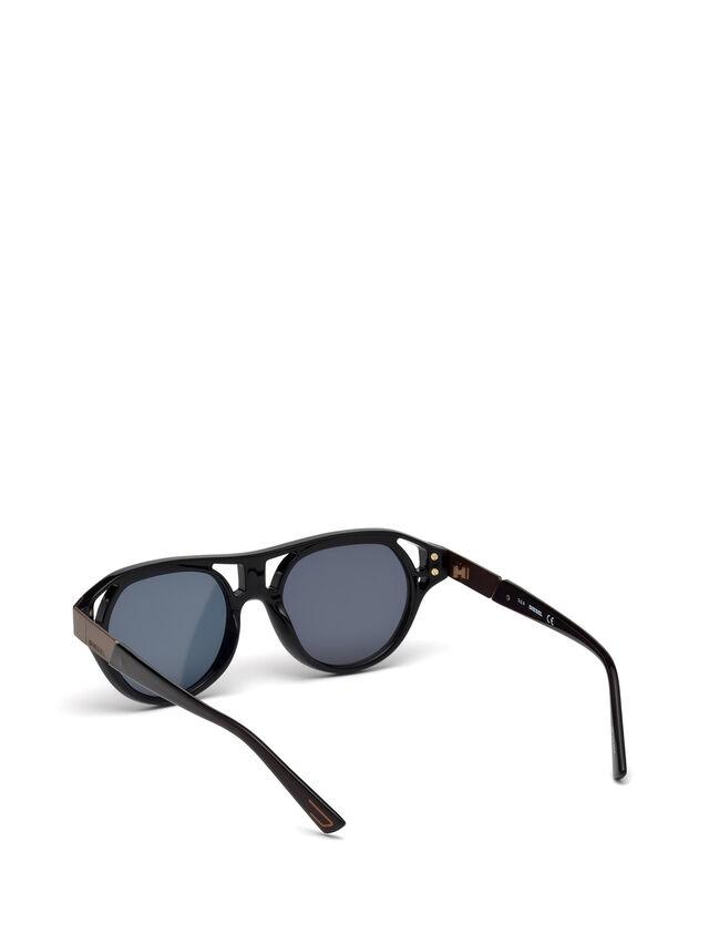Diesel - DL0233, Negro - Gafas de sol - Image 4