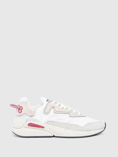 Diesel - S-SERENDIPITY LC W, Blanco/Rosa - Sneakers - Image 1