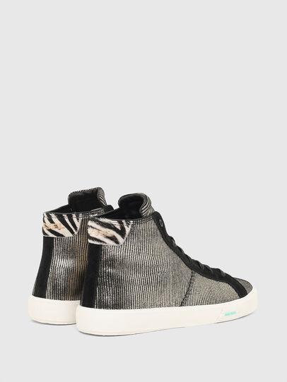 Diesel - S-MYDORI MC W, Gris/Negro - Sneakers - Image 3