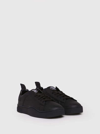 Diesel - S-CLEVER LOW, Negro - Sneakers - Image 2