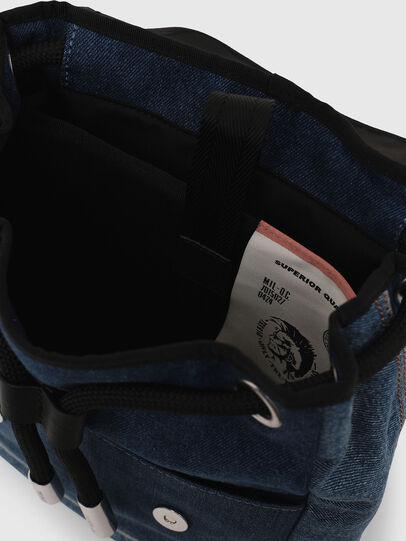 Diesel - DENIPACK, Blue Jeans - Mochilas - Image 5