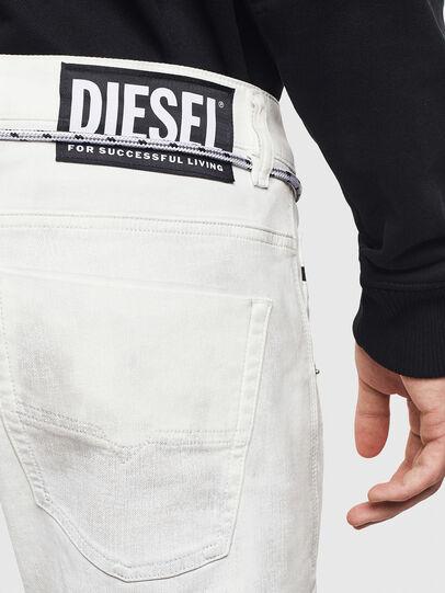 Diesel - D-Luhic JoggJeans 069LZ, Blanco - Vaqueros - Image 5