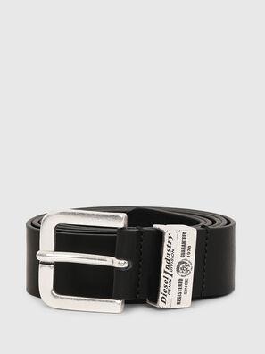 B-BAC, Negro - Cinturones