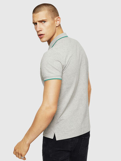 Diesel - T-RANDY-NEW, Gris Claro - Polos - Image 2