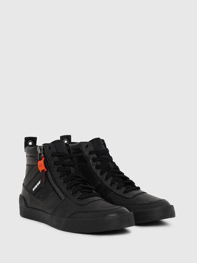 Diesel - S-DVELOWS, Negro - Sneakers - Image 2