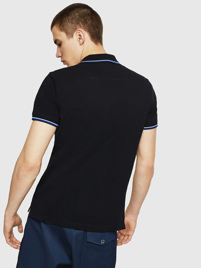 Diesel - T-RANDY-NEW, Azul - Polos - Image 2