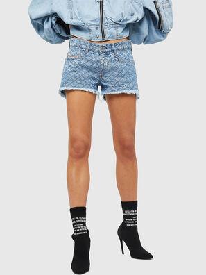DE-RIFTY, Azul Claro - Shorts