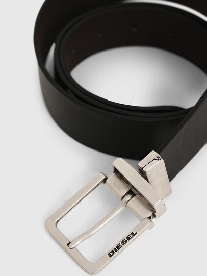 Diesel - B-SNESS, Negro - Cinturones - Image 2