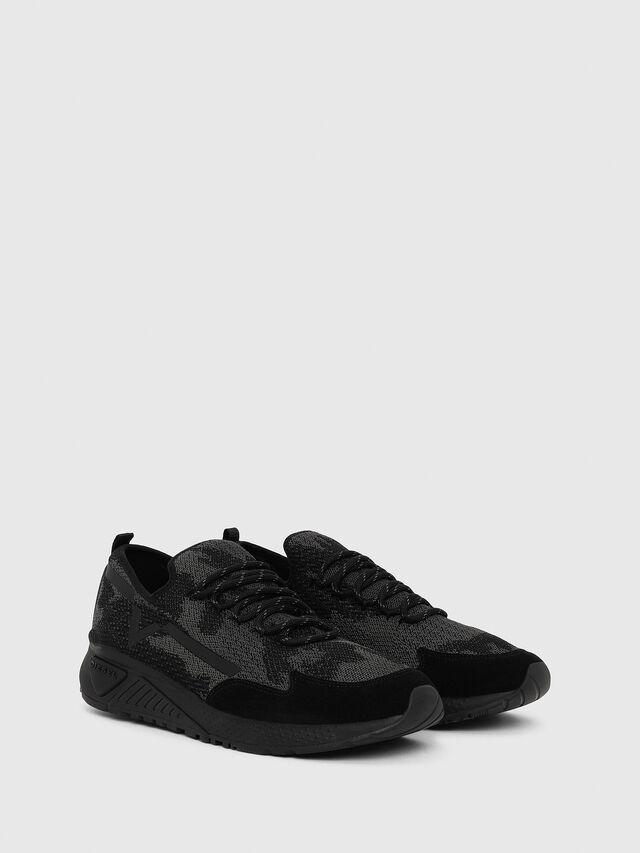 Diesel - S-KBY, Negro - Sneakers - Image 2