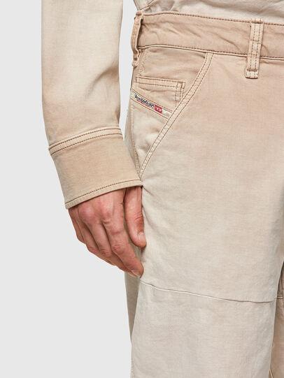 Diesel - D-Azerr JoggJeans® 069WG, Blanco - Vaqueros - Image 5