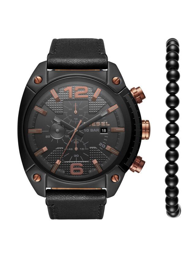 Diesel - DZ4462, Negro - Relojes - Image 1
