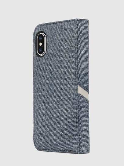 Diesel - DENIM IPHONE X FOLIO,  - Fundas tipo libro - Image 5