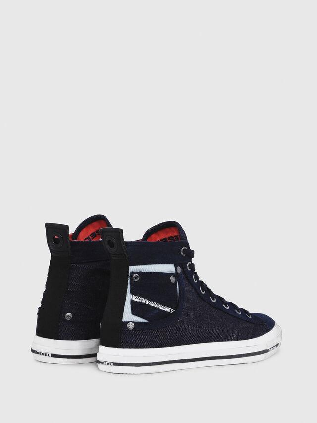 Diesel - EXPOSURE IV W, Azul Oscuro - Sneakers - Image 3