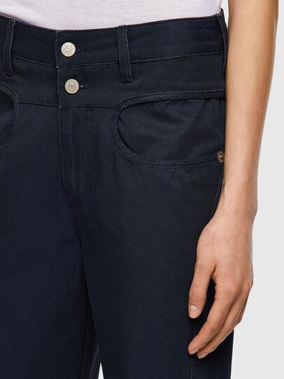 Diesel - P-PRISCA, Azul Oscuro - Pantalones - Image 3