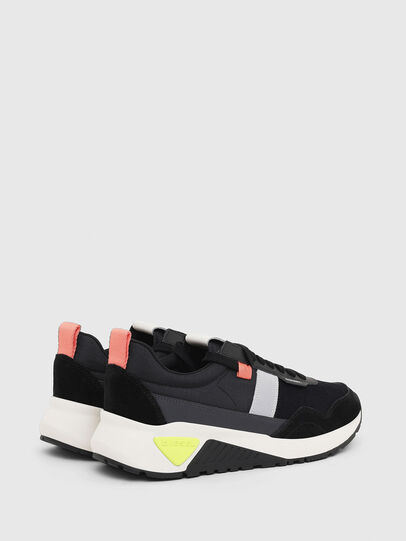 Diesel - S-KB LOW RUN, Negro - Sneakers - Image 3